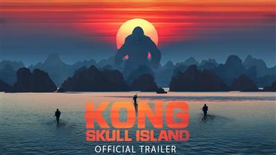فيلم الحركة والمغامرات «Kong:Skull Island» يتصدر إيرادات السينما بأمريكا الشمالية
