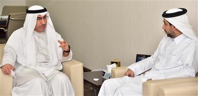 وزير التربية يؤكد الاهتمام بتعزيز آفاق التعاون العلمي والبحثي مع قطر