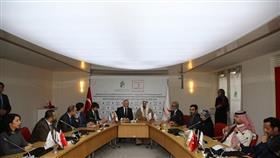 «الهيئة الخيرية» والهلال الأحمر التركي توقعان مذكرة تفاهم لمساعدة المحتاجين