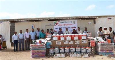 أسبوع جديد من العطاء الإنساني الكويتي المتجدد لمساعدة اللاجئين والنازحين بالمنطقة