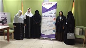 أنشطة تربوية وتوعوية لنسائية إعانة المرضى بمدارس حولي والجابرية والجزائر للبنات