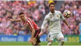 جانب من مباراة ريال مدريد وبلباو