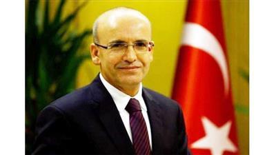 نائب رئيس الوزراء التركي محمد شيمشيك