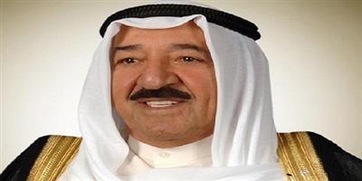 سمو الأمير: ضرورة مضاعفة الجهود للمحافظة على أمن الكويت وسيادة القانون