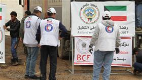 3000 سلة غذائية من الكويت لنازحي الموصل