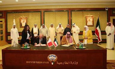 الكويت ومالطا توقعان اتفاقية لتعزيز التعاون الثقافي والفني بين البلدين