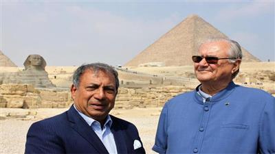 بعد 31 يوما أمير الدنمارك يغادر مصر الإثنين