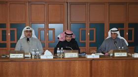 جانب من اجتماع لجنة حماية المال العام - أرشيف