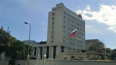 السفير الروسي في دمشق: تضرر أحد مباني السفارة في هجوم شنه مقاتلو المعارضة