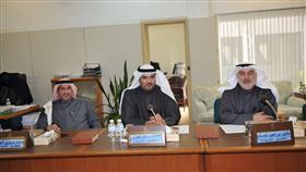 جانب من اجتماع لجنة شؤون الزراعة - أرشيف