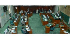 رفع جلسة المجلس البلدي لعدم اكتمال النصاب