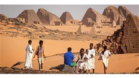 وزير الإعلام السوداني: أهراماتنا الأقدم.. وفرعون موسى كان «سودانيا»