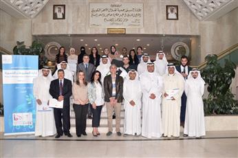 د. العثمان: نجحنا في تطوير مهارات المشاركين معنا في دورة إدارة المشروعات التنموية للمؤسسات الإنسانية