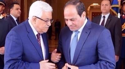 السيسي: القضية الفلسطينية ستكون في صدارة المباحثات مع ترامب