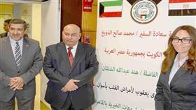 بيت الزكاة الكويتي يقدم تبرعًا لمؤسسة مجدى يعقوب لأمراض وأبحاث القلب بمصر