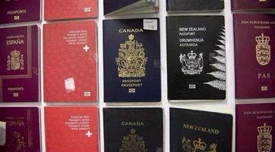 ماذا تعني ألوان جوازات السفر الرئيسية في العالم؟