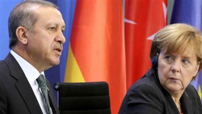احتدام الصراع السياسي بين ألمانيا وتركيا