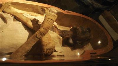 جثة فرعون