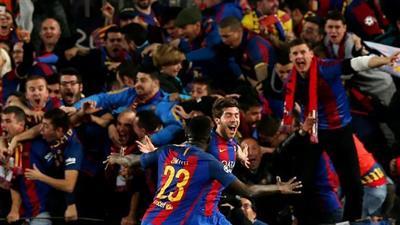 تغريم برشلونة 19 ألف يورو