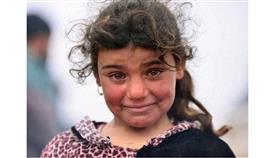 صورة لطفلة عراقية تشعل مواقع التواصل
