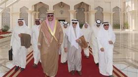 الشيخ صباح الخالد يتوجه إلى الرياض للمشاركة في اجتماع المجلس الوزاري الخليجي