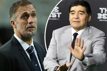 مارادونا: شعرت بالبكاء بعد تجاهل لاعبي المنتخب الأرجنتيني لباتيستوتا
