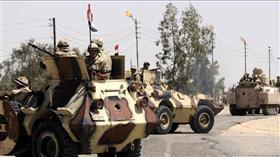 إصابة 3 شرطيين مصريين في استهداف حاجز أمني بسيناء