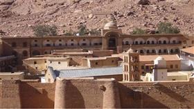 سيناء.. استشهاد ضابط وإصابة 3 آخرين في هجوم بمحيط «دير سانت كاترين»