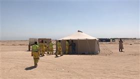 «البلدية»: إزالة 652 مخيما.. وتنظيف مواقعهم