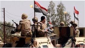 مصر: الجيش يقتل ويعتقل تكفيريين ويصادر أموالاً مرسلة لعناصر إرهابية بسيناء