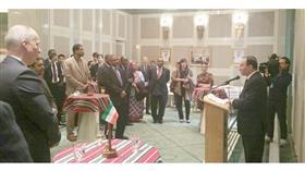 بعثة الكويت لدى الأمم المتحدة تنظم فعالية «المذاق الكويتي» بمدينة نيويورك