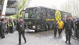 ألمانيا توقف المشتبه به في اعتداء حافلة دورتموند