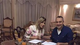 الفنانة المصرية داليا سعيد تسجِّل أول أغانيها «عشر دقايق وبس»