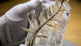 السعفة الذهبية لـ «كان» مرصعة بـ 167 قطعة ألماس