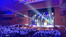 بالفيديو - سمو الأمير رعى وحضر حفل «الكويت عاصمة الشباب العربي 2017»