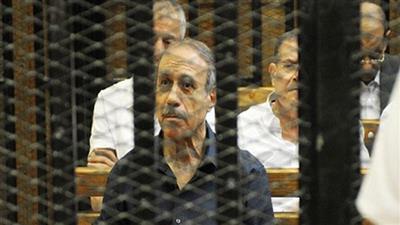 وزير الداخلية المصري الأسبق حبيب العادلي