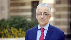وزير التربية والتعليم المصري الدكتور طارق شوقي