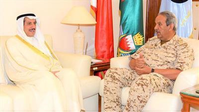 القائد العام لقوة دفاع البحرين: تنسيق عسكري بين دول التعاون لمواجهة التحديات