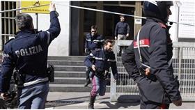 طعن اثنين من الشرطة والجيش بمحطة قطارات في ميلانو