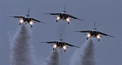 اليابان تدفع بمقاتلات حربية ردا على «توغل صيني»