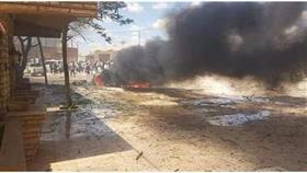 ليبيا: مقتل زعيم قبلي بانفجار سيارة مفخخة