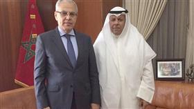 المغرب يعرب عن أمله في تطوير علاقات التعاون المشترك مع الكويت