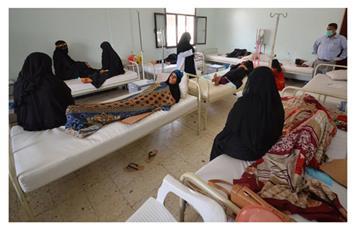 الكوليرا في اليمن.. انتشار غير مسبوق