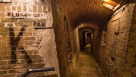 بالصور - اكتشاف مدينة «نازية» تحت الأرض في هولندا