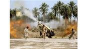 العراق: مقتل وجرح عشررات الدواعش إثر قصف مدفعي