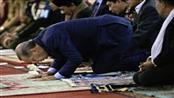 أردوغان يفقد الوعي أثناء صلاة عيد الفطر