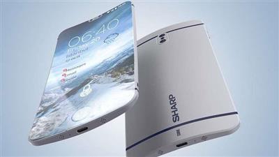 جهاز «شارب» المنتظر يهدد عرش أرقى الهواتف الذكية