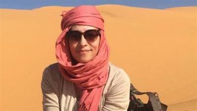 رانيا خرمى مندوبة المنظمة الدولية للهجرة التي خطفت في ليبيا
