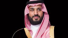 ولي السعودي العهد الأمير محمد بن سلمان