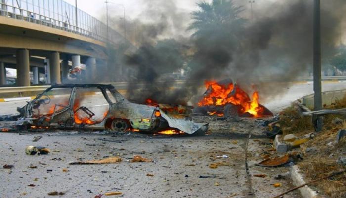 العراق مقتل وإصابة من الشرطة في تفجير شمال شرقي ديالى